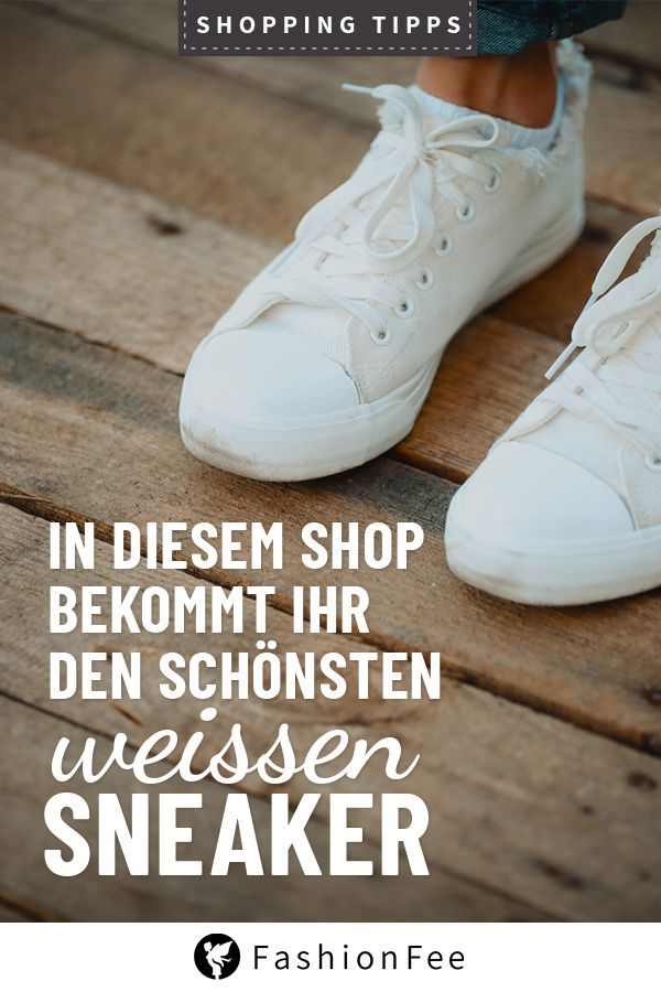 Weiße Sneakers im Trend: Die schönsten Modelle im Sale