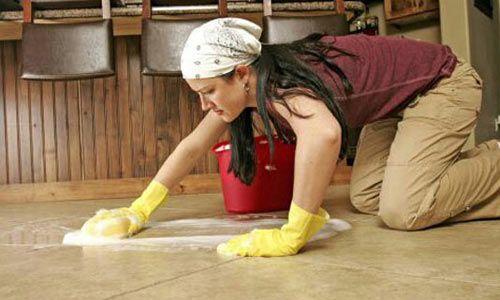 Fayans araları nasıl temizlenir?