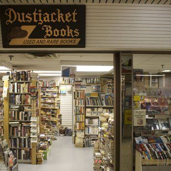 Dustjacket Books and Treasures | Downtown Halifax | Nova Scotia