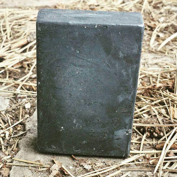 COAL: ACTIVATED CHARCOAL SOAP FOR MEN  https://www.etsy.com/listing/233299718/coal-activated-charcoal-soap-for-men