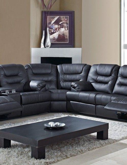 Black Couch Living Room Decor Ideas: Best 25+ Black Sectional Ideas On Pinterest