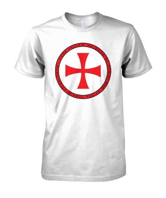 Knights Templar Cross Tees & Hoodies https://viralstyle.com/poramez/knights-templar-cross-tees-hoodies