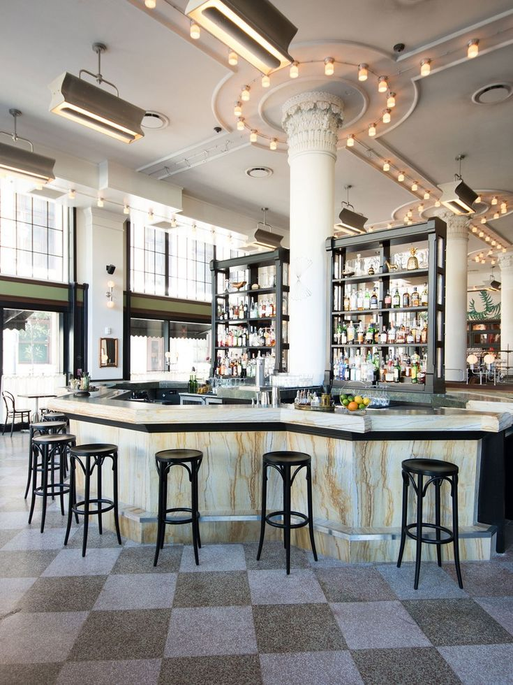 Ace Hotel New Orleans Is Home To The Citys Chicest Restaurant