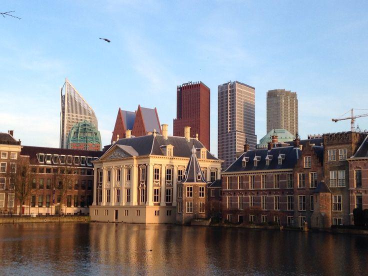 Buitenhof city centre Den Haag - close to my area Archipelbuurt