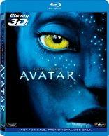 Avatar 3D Blu-ray (2009)