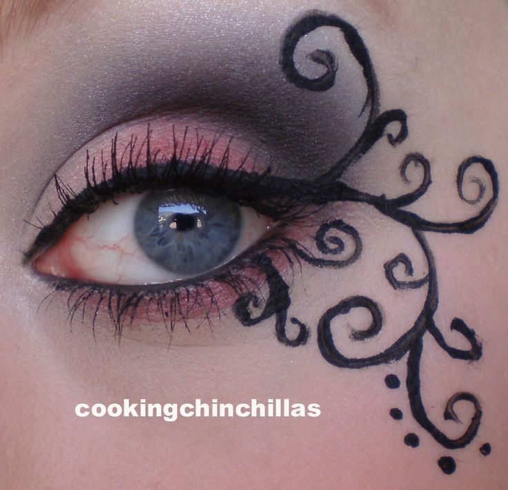 black eyeliner designs - Google Search