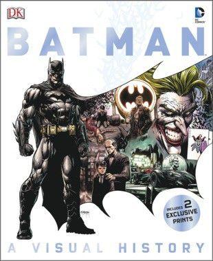 Batman: A Visual History - New Arrivals at Science Fiction Book Club