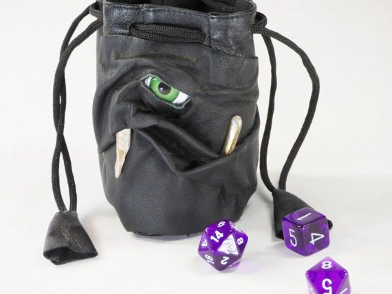 Awesome dice bags and such  https://www.etsy.com/listing/237359967/dice-marble-card-bag-fairy-pouch-with