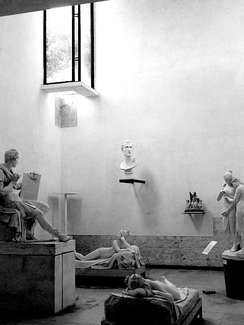 Canova Museo | Carlo Scarpa | Possagno, Italia |