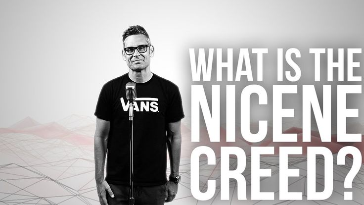 738. What Is The Nicene Creed?