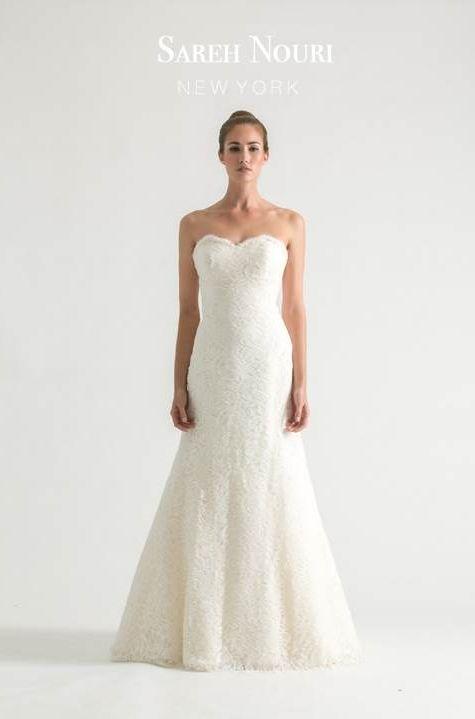 21 best sareh nouri new york images on pinterest wedding for Wedding dress baton rouge