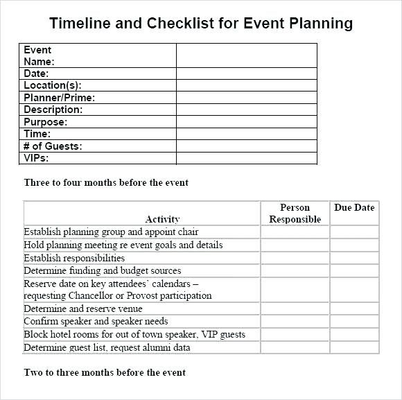 Of Events Template Beautiful Wedding Schedule Main List Event
