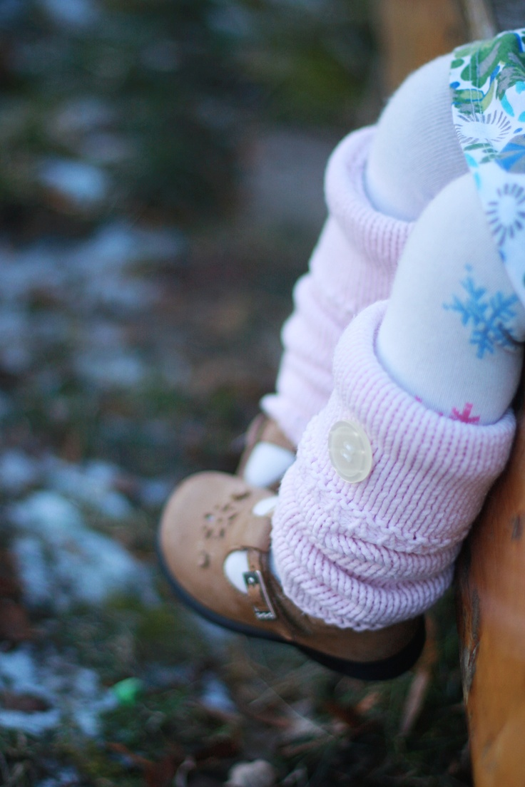 Toddlers Upcycled legwarmers... If you would like to purchase a pair or special order, please see my facebook page for more information... http://www.facebook.com/pages/Baby-Blue-Boutique/145185632242625       or search Baby Blue Boutique on facebook.