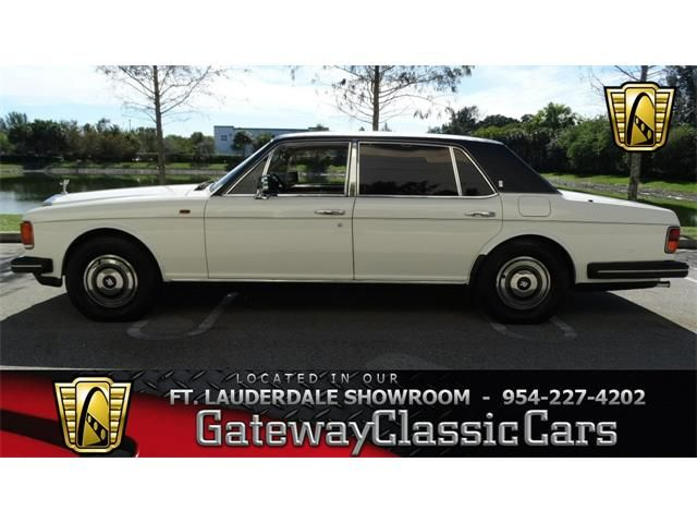 1986 Rolls-Royce Silver Spur   940312