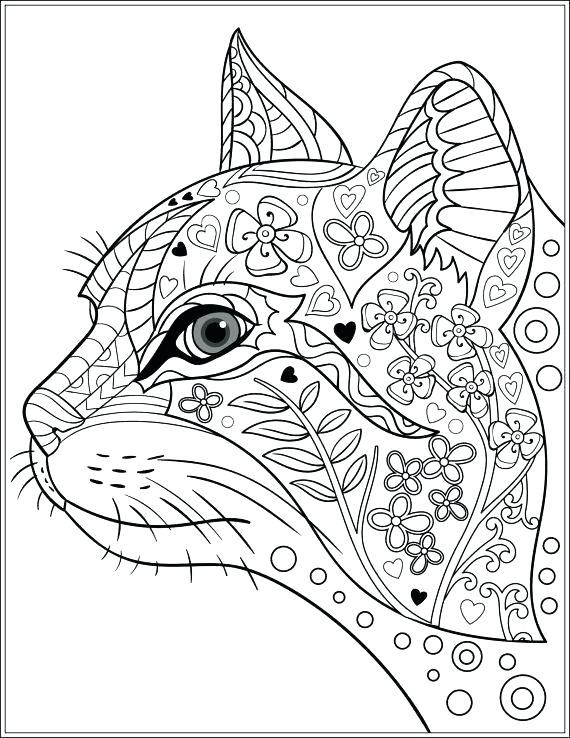 - Coloring Pages Cat Cat Coloring Books And Cat Coloring Pages For Adults Cat  Coloring Kids Coloring … Cat Coloring Book, Cat Coloring Page, Abstract Coloring  Pages