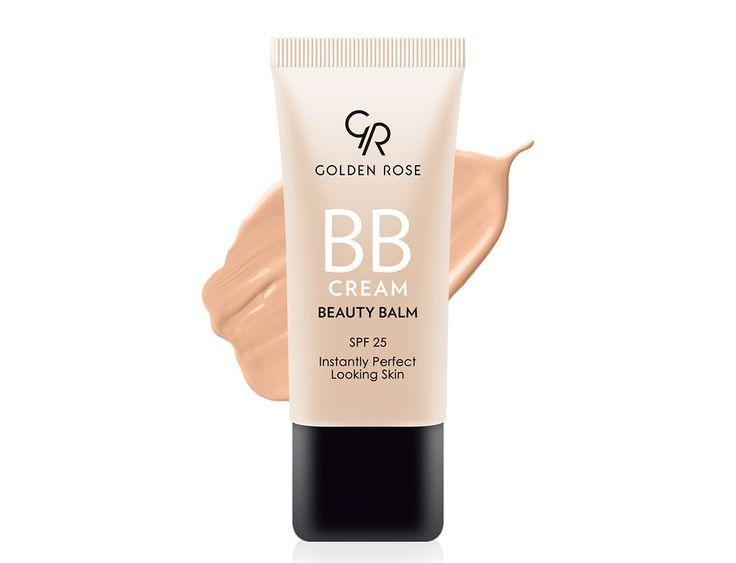BB CREAM BEAUTY BALM NO LIGHT - KREM BB - GOLDEN ROSE
