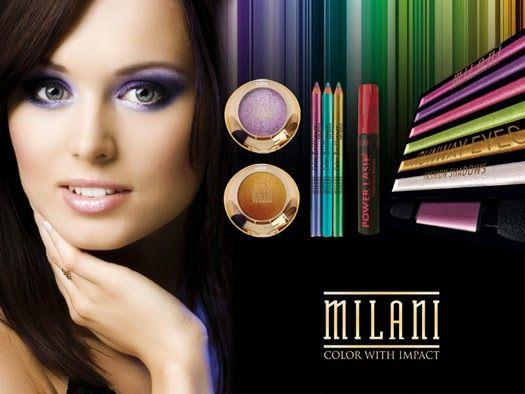 Em Contraluz: Milani Cosmetics