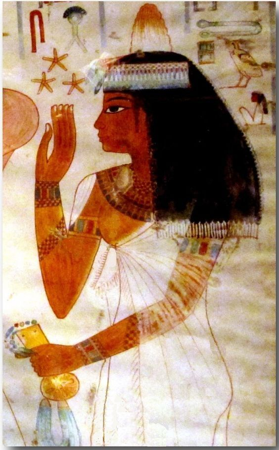 Women in ancient egypt by james