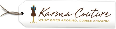 SHOP ONLINE! Karma Couture is an upscale resale boutique offering pre owned designer consignments at up to 80% off retail! Authenticity guaranteed.
