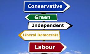 UK General Election 2015 - The Conservatives Win!