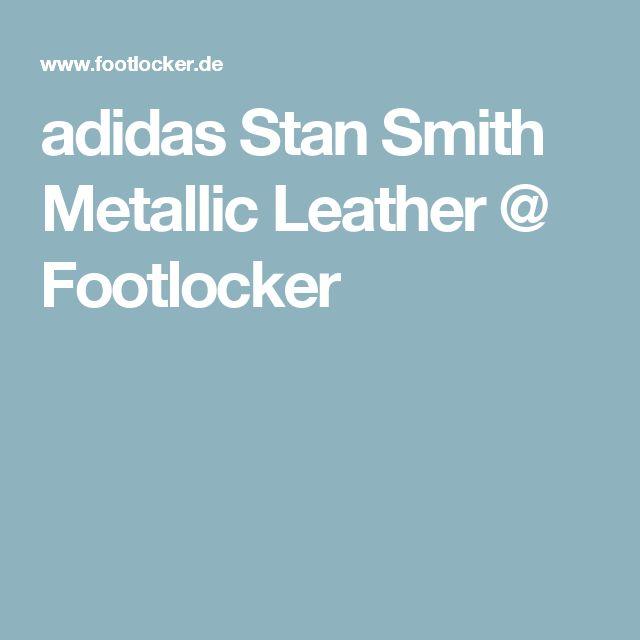 adidas Stan Smith Metallic Leather @ Footlocker