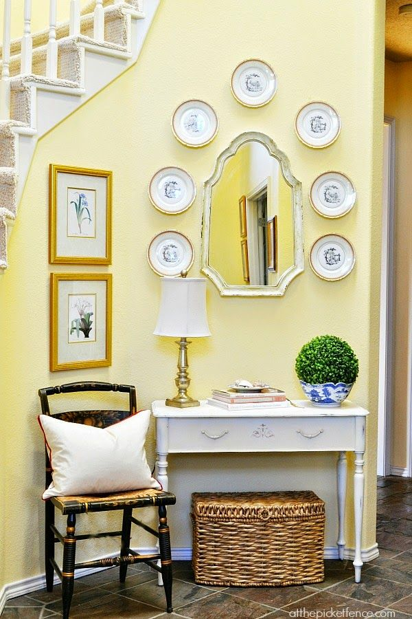 39 best Foyer images on Pinterest | Entrance hall, Console tables ...