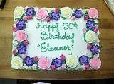 verzierter Kuchen mit Blumen – Yahoo Bildersuchergebnisse – Tort – #Blechk …   – Blechkuchen
