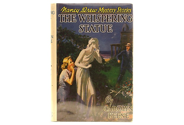 Nancy Drew: The Whispering Statue on OneKingsLane.com