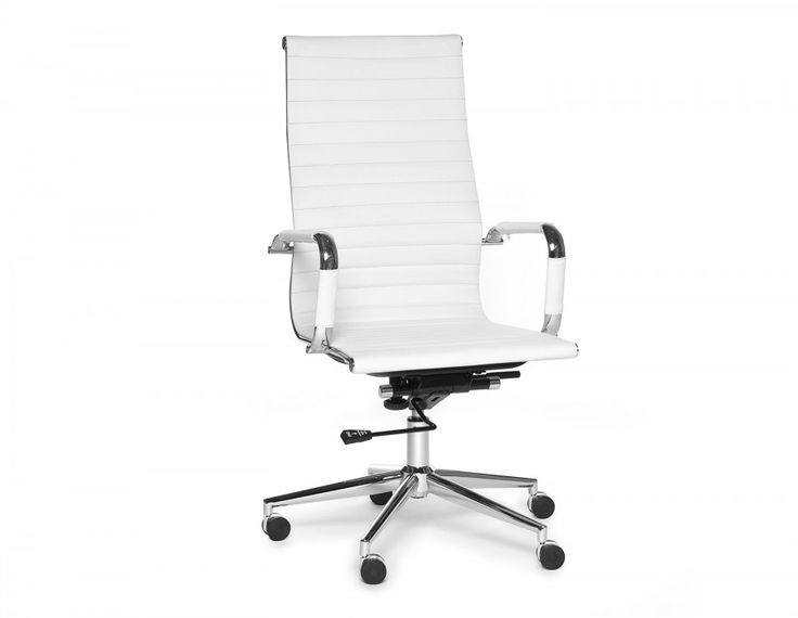 MATT - Office chair - White