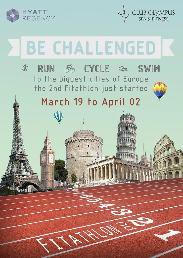 Fitathlon Poster - semedesignlab