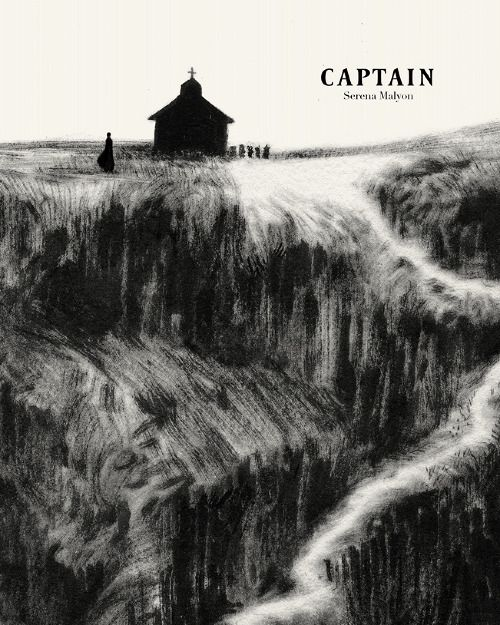 sosuperawesome:  Captain, a graphic novel by Serena Malyon