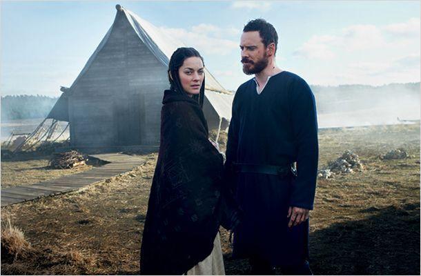 Macbeth : Photo Marion Cotillard, Michael Fassbender