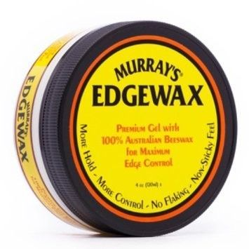 Murray's Edgewax 4 oz $3.59    Visit www.BarberSalon.com One stop shopping for Professional Barber Supplies, Salon Supplies, Hair & Wigs, Professional Products. GUARANTEE LOW PRICES!!! #barbersupply #barbersupplies #salonsupply #salonsupplies #beautysupply #beautysupplies #hair #wig #deal #promotion #sale #murrays #edgewax