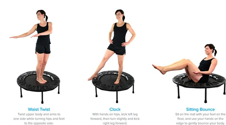 My wife has been wanting to do some workouts at home and we have an empty room in the house that is perfect for this.  I wanted to get her a mini trampoline because I have heard that you can get some serious workouts done with one of those.  I hope that my wife is able to enjoy the new gym room that we are going to have. I plan on using that room as well and we can both be fit together.