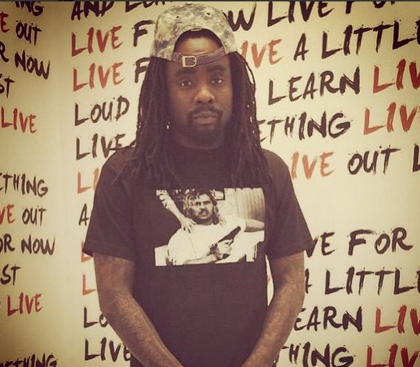 """Prev1 of 2Next Wale is hard at work on his upcoming album The Album About Nothing. Here is the unmixed intro to his track """"The Bloom"""". The Album About Nothing drops March 31st. Hit page 2 for the audio. Prev1 of 2Next"""