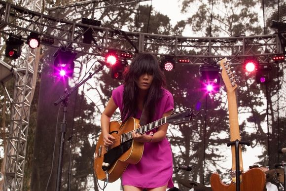 Musical Highlights From Outside Lands Festival (remember that time i saw thao????!)