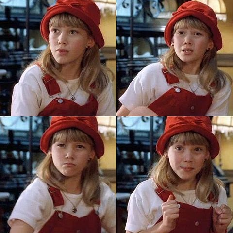 casper and wendy costume. hilary in \ casper and wendy costume f