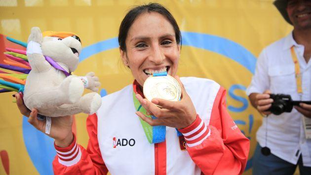 Gladys Tejeda: Confirmaron dopaje y en 10 días decidirán si le quitan medalla de oro