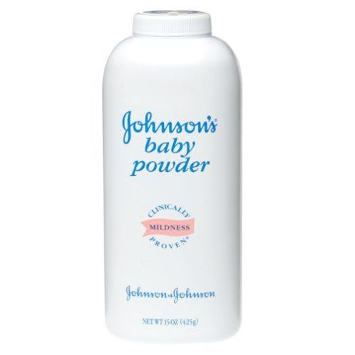 Other Uses for Baby Powder and $1 Coupon