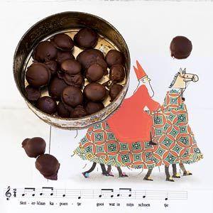 Recept - Chocoladepepernoten - Allerhande