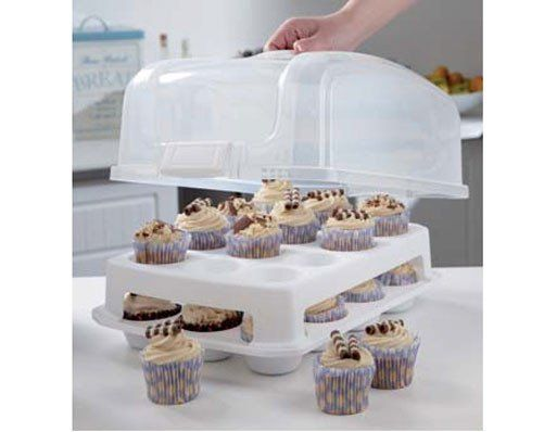 Cupcake Carrier & Store