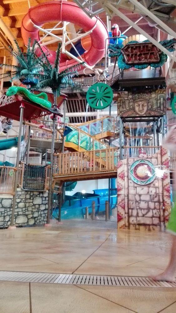 Chula Vista Indoor Waterpark - Wisconsin Dells