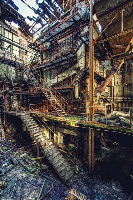 Paper Mill - 15 | Urbex Session : Paper Mill Revisit (DE) , … | Flickr