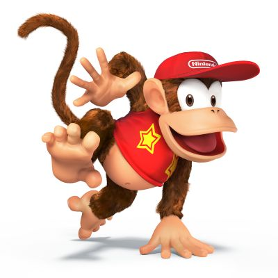 Diddy Kong - Donkey Kong Wiki, the encyclopedia about Donkey Kong and Diddy Kong Racing http://amzn.to/2ttYxpw
