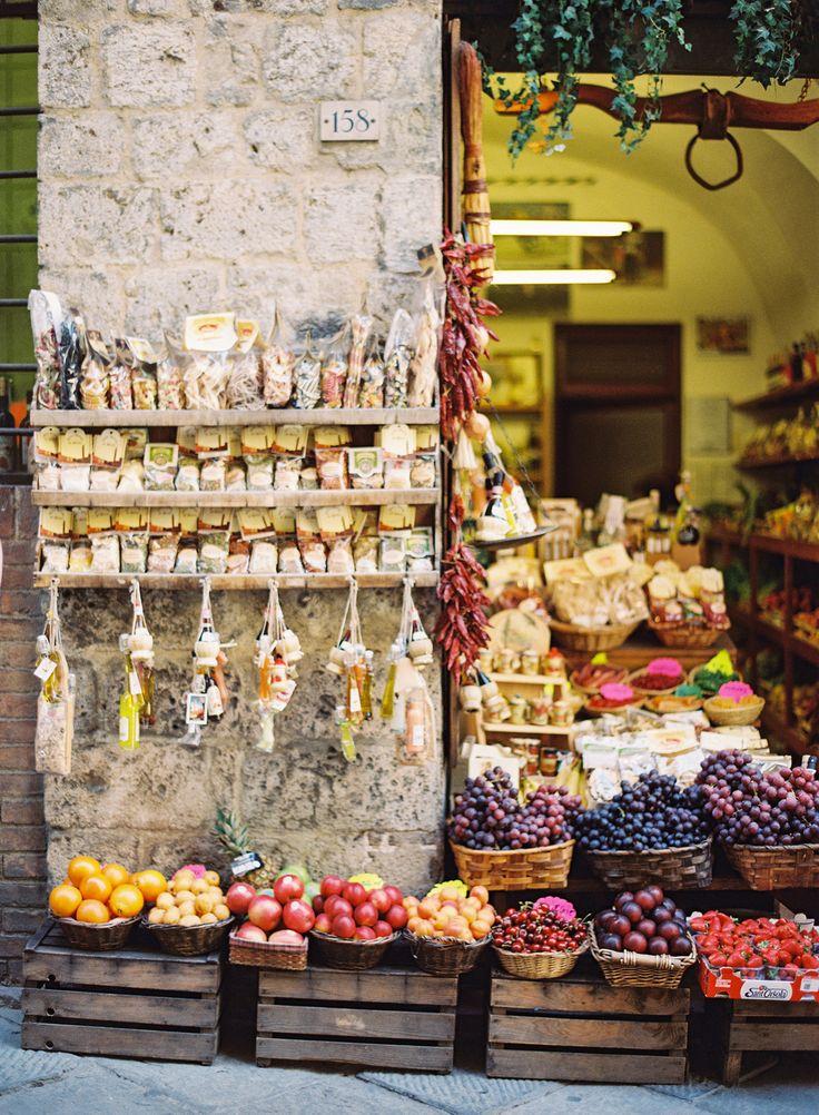 A Tuscan Market