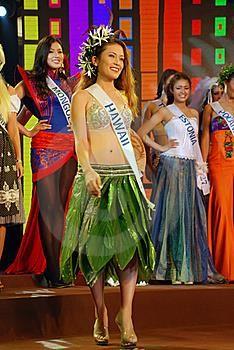 Гавайский национальный костюм