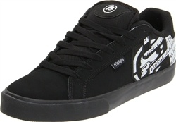 NEW! Etnies Fader Vulcan Skate Shoes Black  Our Price: $70.00   Buy Urban Skate Shoes by Etnies and Metal Mulisha.  The infamous urban clothing brand Metal Mulisha has joined forces with one of today's best skate shoe brands, Etnies, to make some of the sickest urban style shoes to hit the streets.  #Etnies #shoes #black #giftsforhim