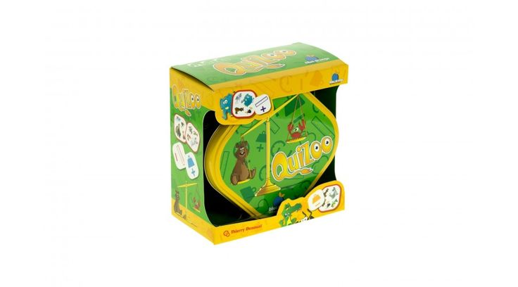 Quizoo - LÁNY játékok - Fejlesztő játékok az Okosodjvelünk webáruházban