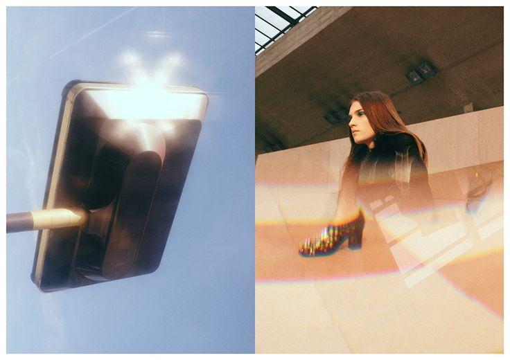 Céline A/W15, Photography by Sam Rock