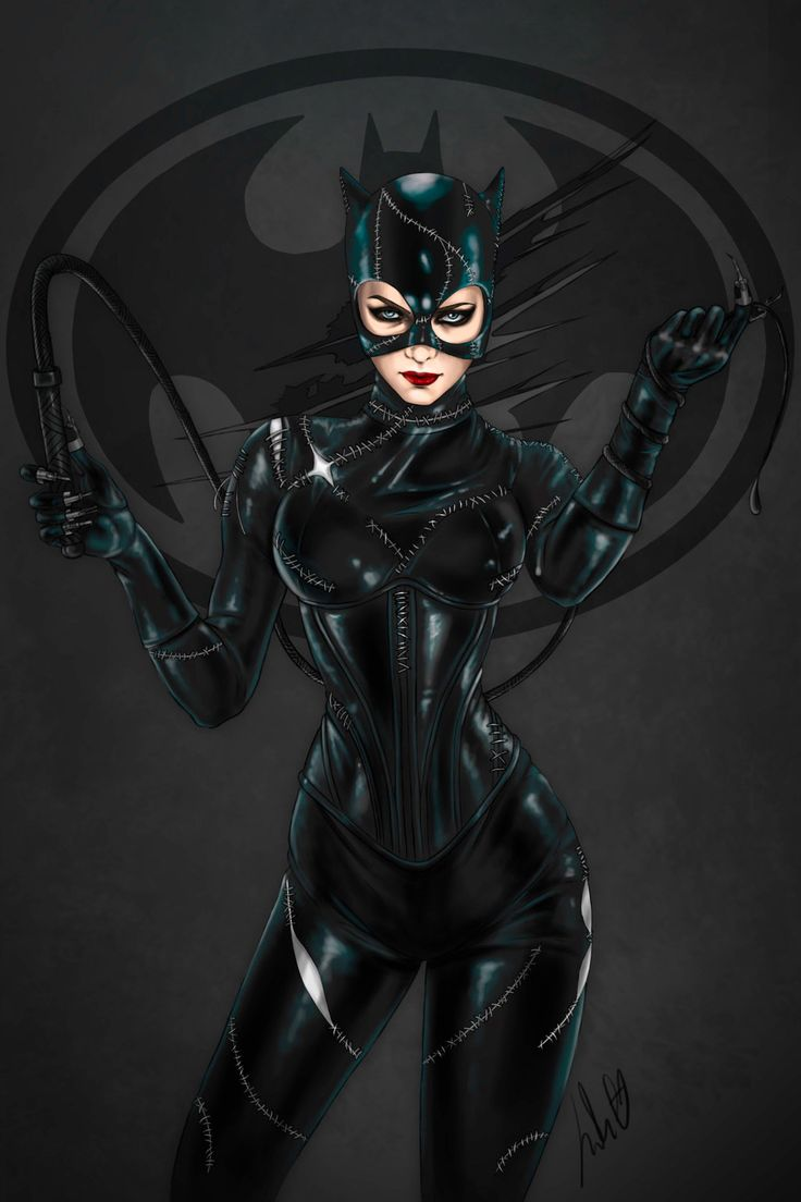 Catwoman by JulietEssence on DeviantArt